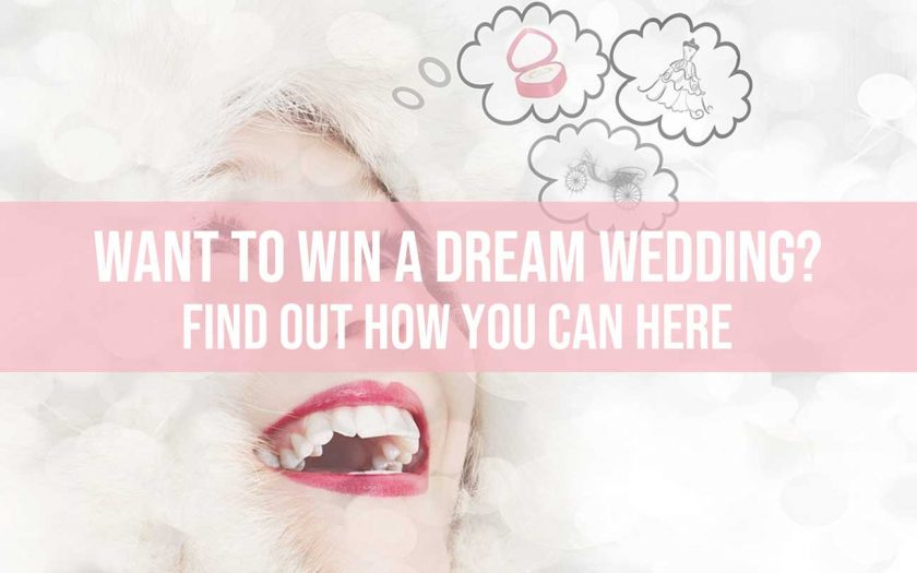 win a dream wedding