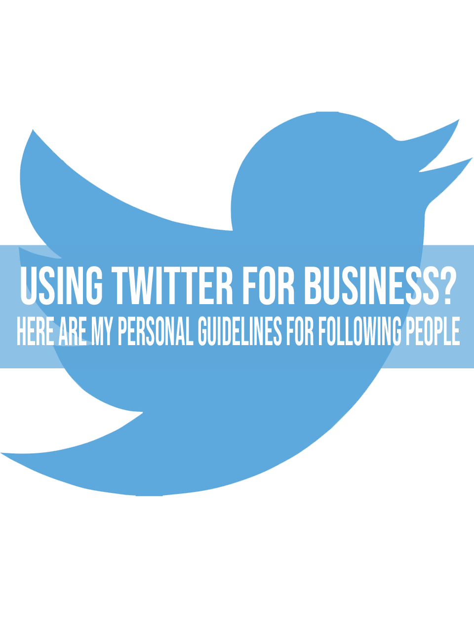 using Twitter for businesss