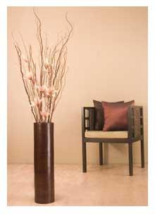Contemporary Floor Vase