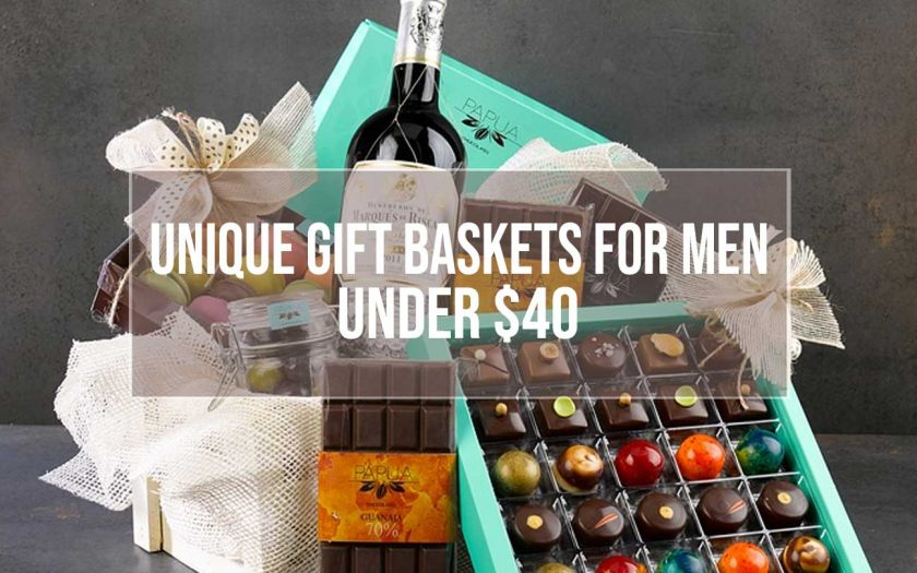 gift baskets for men