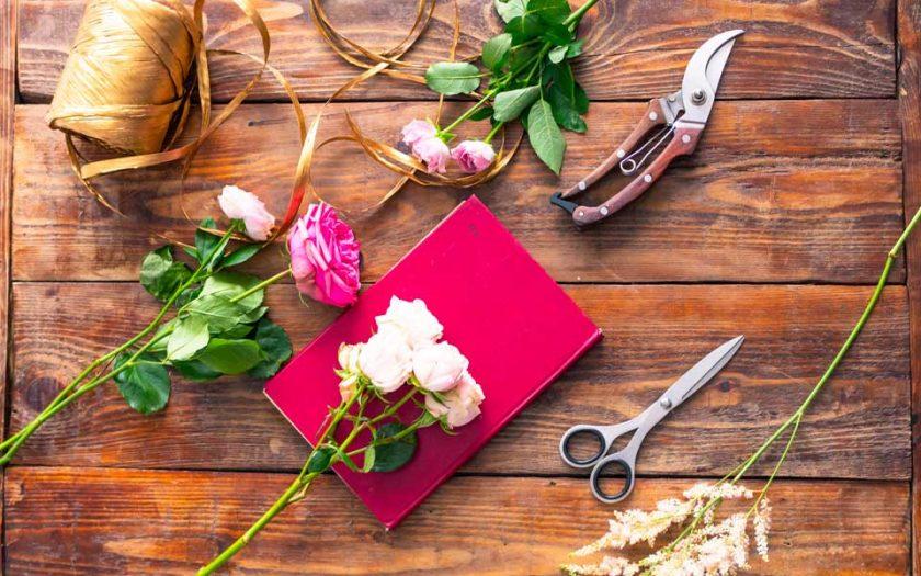 floral design tools