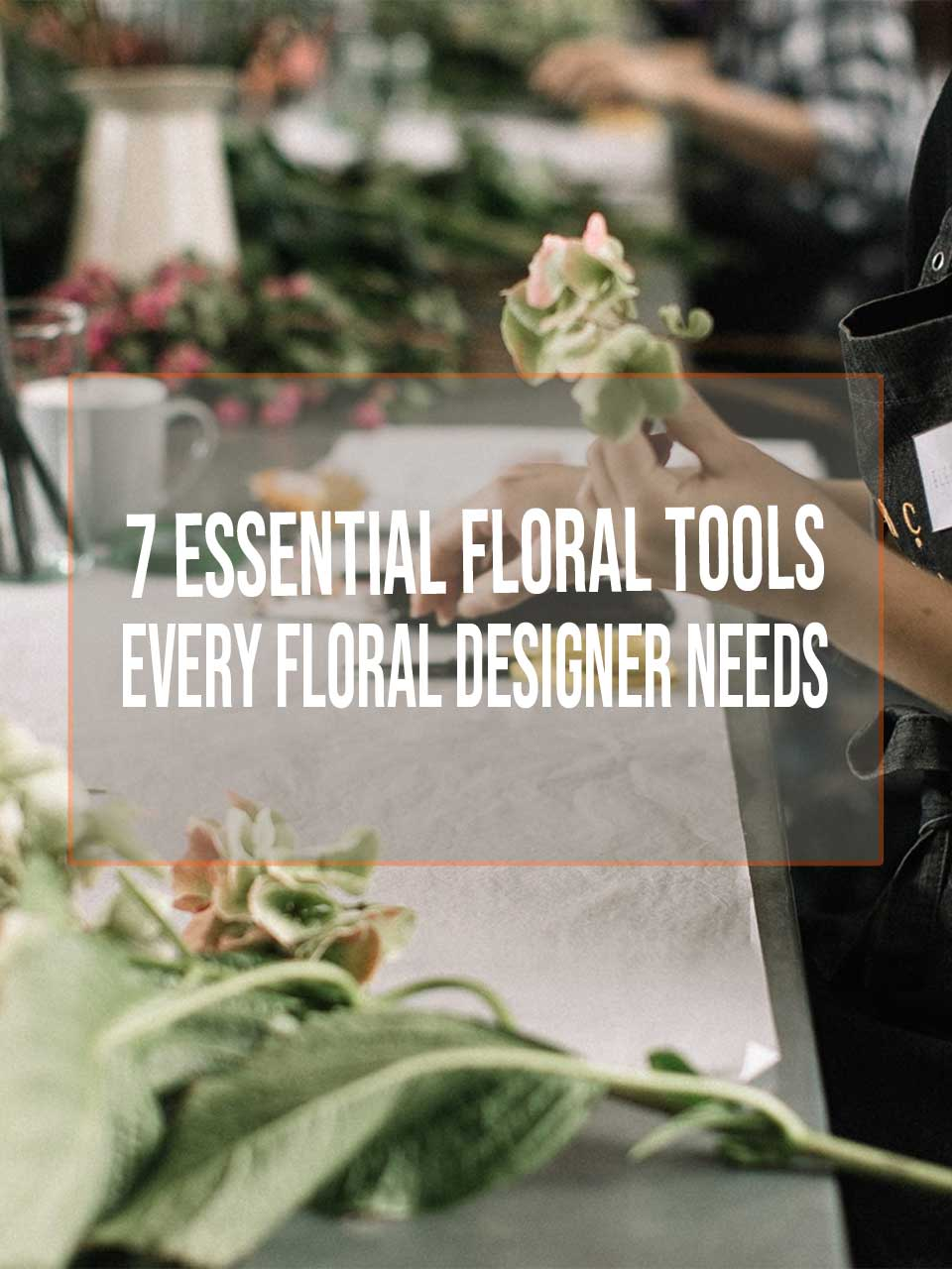floral tools