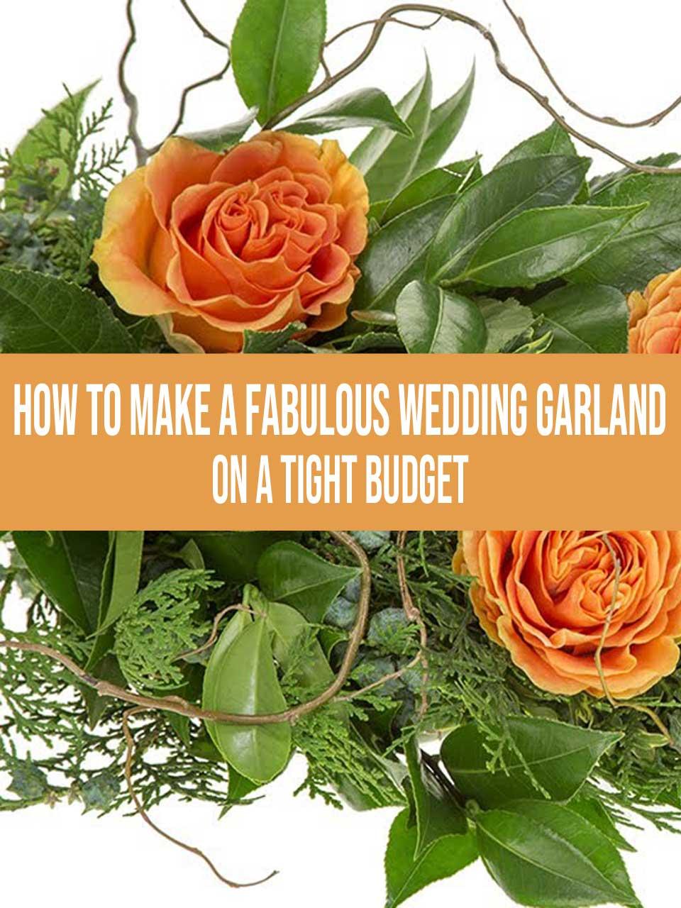 wedding garland
