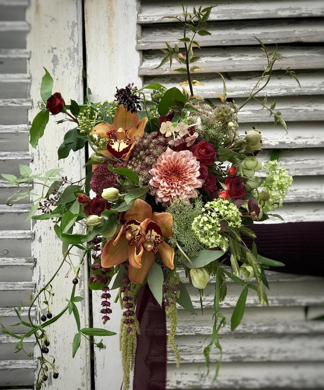 Bespoke Bridal Bouquets