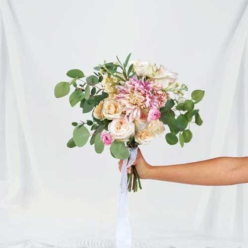bella bridal bouquet